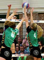 12-04-2014 NED: Finale vv Alterno - Sliedrecht Sport, Apeldoorn<br /> Alterno pakt het kampioenschap door Sliedrecht voor de derde maal te verslaan /