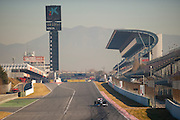 Valtteri Bottas (FIN) drives the Williams F1 Team FW34  Formula One Testing, Circuit de Catalunya, Barcelona, Spain, World Copyright: Jamey Price