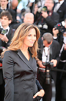 Roberta Armani attends the gala screening of Lawless at the 65th Cannes Film Festival. The screenplay for the film Lawless was written by Nick Cave and Directed by John Hillcoat. Saturday 19th May 2012 in Cannes Film Festival, France.