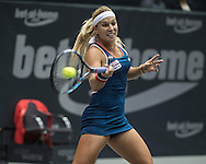 Dominika Cibulkova (SVK) on Day Three of the WTA Generali Ladies Linz Open at TipsArena, Linz<br /> Picture by EXPA Pictures/Focus Images Ltd 07814482222<br /> 12/10/2016<br /> *** UK & IRELAND ONLY ***<br /> <br /> EXPA-REI-161012-5018.jpg
