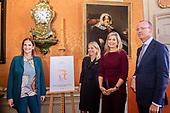 Koningin Maxima bij lancering Borski Fund