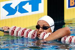 Maja Sovinek of Slovenia at international swimming competition Ilirija 2005, on May 7, 2005, Ilirija Swimming pool, Ljubljana, Slovenia.  (Photo by Vid Ponikvar / Sportida)