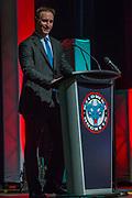 KELOWNA, CANADA - MARCH 19:  Jason Smith at the Kelowna Rockets Awards Ceremony on March 19, 2017 at the Kelowna Community Theater in Kelowna, British Columbia, Canada.  (Photo By Cindy Rogers/Nyasa Photography,  *** Local Caption ***