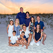 Witcofski Family Beach Photos
