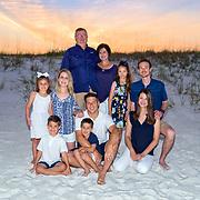 Witcofski Family Beach Photos