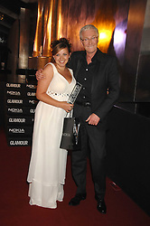CHARLOTTE CHURCH and PAUL O'GRADY at the Glamour magazine Women of the Year Awards held in the Berkeley Square Gardens, London W1 on 5th June 2007.<br />