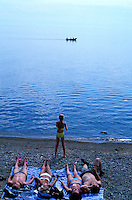 Russie - Siberie - Lac Baikal - Lustvianka