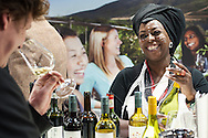 Wines of South Africa auf der Prowein in Duesseldorf. Foto: MartinKaemper.de, Messefotograf.