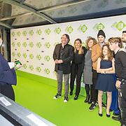 NLD/Hilversum/20170306- Inloop Premiere Telefilms, Groene Loper NPO Telefilms