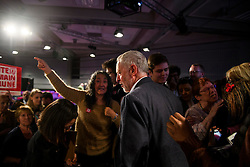 © Licensed to London News Pictures. 14/05/2016. London, UK.  Leader of the Labour Party, JEREMY CORBYN speaks to supporters and poses for photographs after leading a rally to remain in the EU at the QE2 centre in Westminster, London. Campaigning for the  EU referendum is due to step up a gear over the weekend as key figures from both sides of the debate will be campaigning over weekend to try to win votes. Photo credit: Ben Cawthra/LNP
