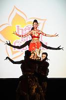 Dance performance at Bali Spirit Festival, 20/3/2013.