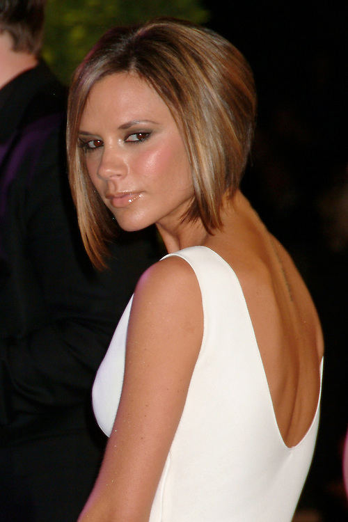 Victoria Beckman arriving at the Vanity Fair Oscar Party in  West Hollywood, CA  2/25/2007.