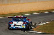 #35 Effort Racing Porsche 911 GT3 Cup: D. Bryce Miller