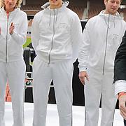 NLD/Amsterdam/20120306 - Presentatie olympisch team NUON - NOC-NSF Vattenfall, judoka Henk Grol
