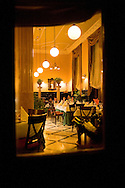 The Orient is similar to many elegant restaurants in Old Havana.