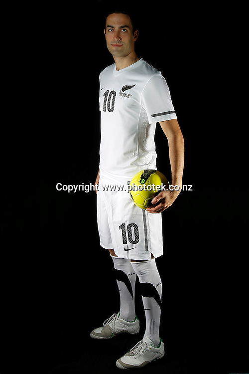 Lucas SILVA. Futsal Photo Shoot, North Harbour Stadium, Albany, Wednesday 19th September 2012. Photo: Shane Wenzlick