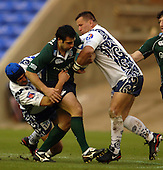 20051211 London Irish vs Agen