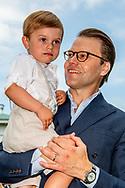 SOLLIDEN OLAND - Prince Oscar, Prince Daniel Crown Princess Victoria's 41st birthday, Oland, Sweden - 14 Jul 2018 ROBIN UTRECHT