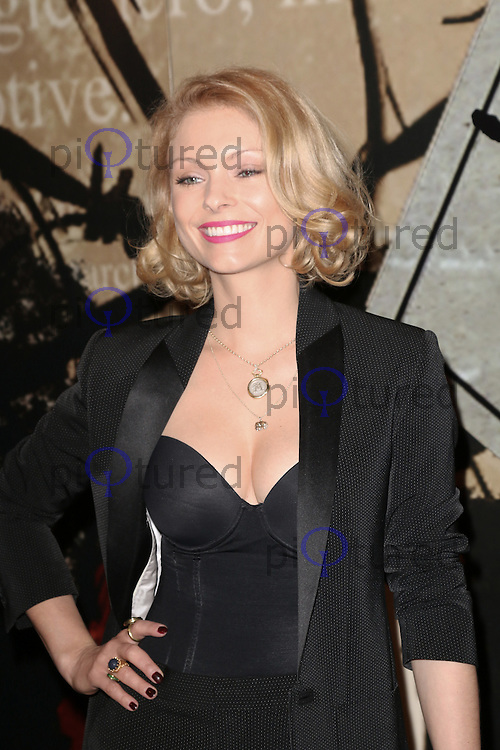 MyAnna Buring, Specsavers Crime Thriller Awards, Grosvenor House Hotel, London UK, 24 October 2014, Photo by Richard Goldschmidt