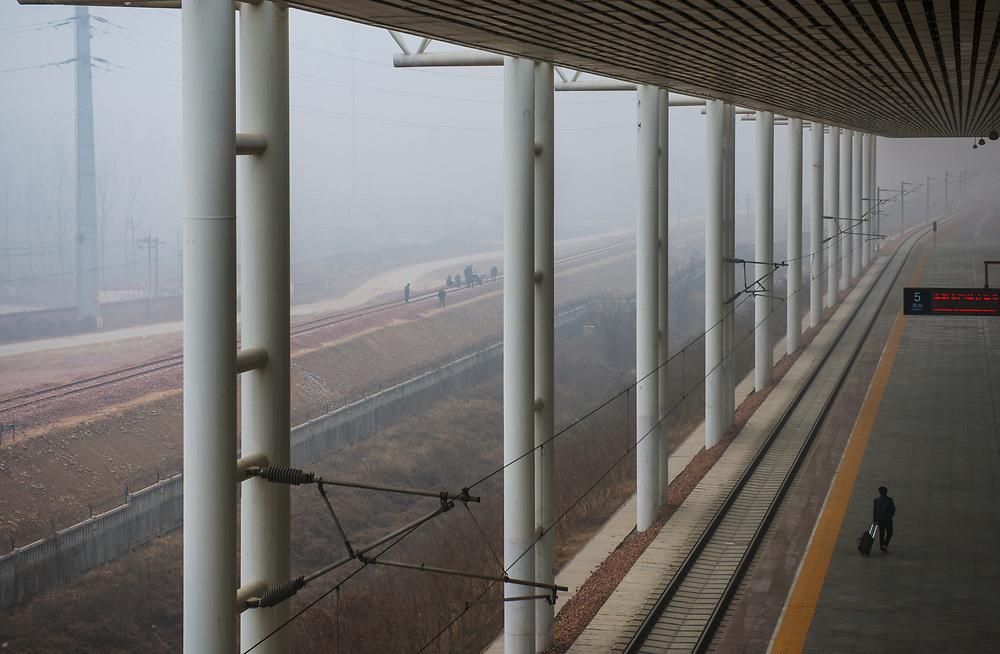 Hi Speed Train, China