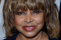 Tina Turner At Fashion Show Moments Before Her Son Craig Is Found Dead - 03 July 2018