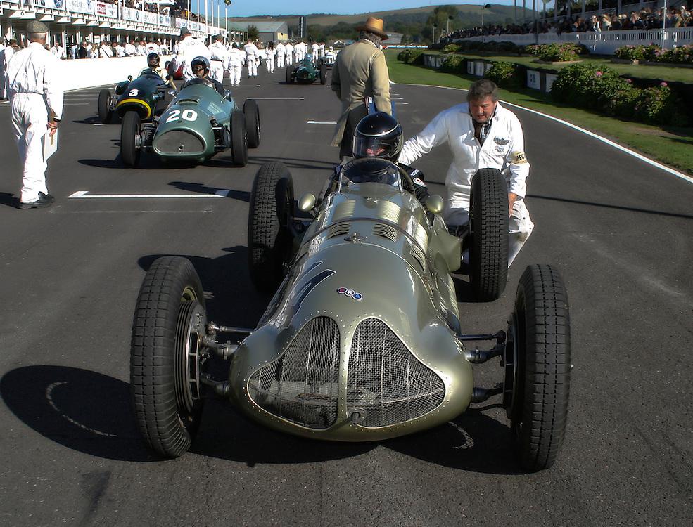 ERA E-Type GP1, 1938 mod.