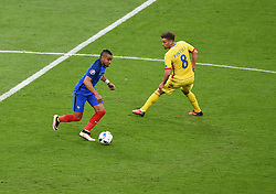 Dimitri Payet of France  - Mandatory by-line: Joe Meredith/JMP - 10/06/2016 - FOOTBALL - Stade de France - Paris, France - France v Romania - UEFA European Championship Group A