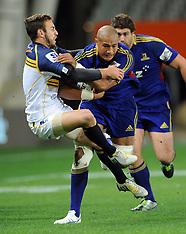 Dunedin-Super Rugby, Highlanders v Brumbies, April 12