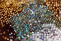 Variety of Glass Beads for Embroidery