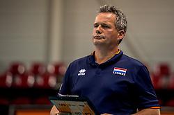 20-05-2018 NED: Netherlands - Slovenia, Doetinchem<br /> First match Golden European League / Coach Gido Vermeulen