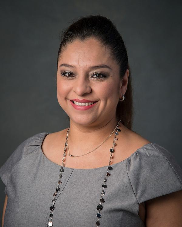 Ruth Ruiz poses for a photograph, September 2, 2015.