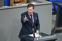 14 FEB 2019, BERLIN/GERMANY:<br /> Olav Gutting, MdB, CDU, Bundestagsdebatte, Plenum, Deutscher Bundestag<br /> IMAGE: 20190214-01-074<br /> KEYWORDS: Bundestag, Debatte