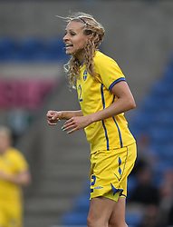 17.05.2011, Kassam Stadium, Oxford, ENG, FIFA WOMENS WORLDCUP 2011, FSP, England vs Sweden im Bild Charlotte Rohlin of Sweden Women // during the International Friendly Match, England vs Sweden, for FIFA Women´s World Championship 2011 in Germany, Kassam Stadium, Oxford, 2011/05/17, EXPA Pictures © 2011, PhotoCredit: EXPA/ M. Atkins *** OUT OF UK! ***