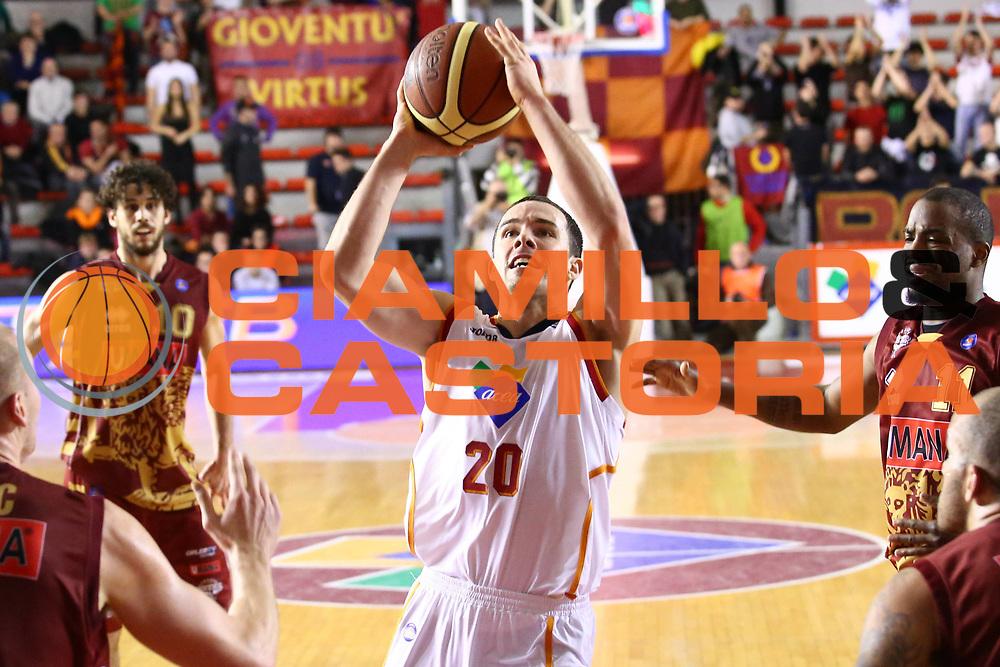 DESCRIZIONE : Roma Campionato Lega A 2013-14 Acea Virtus Roma Umana Reyer Venezia<br /> GIOCATORE : Baron Jimmy<br /> CATEGORIA : tiro<br /> SQUADRA : Acea Virtus Roma<br /> EVENTO : Campionato Lega A 2013-2014<br /> GARA : Acea Virtus Roma Umana Reyer Venezia<br /> DATA : 05/01/2014<br /> SPORT : Pallacanestro<br /> AUTORE : Agenzia Ciamillo-Castoria/M.Simoni<br /> Galleria : Lega Basket A 2013-2014<br /> Fotonotizia : Roma Campionato Lega A 2013-14 Acea Virtus Roma Umana Reyer Venezia<br /> Predefinita :