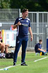 Bristol Rovers manager Darrell Clarke - Mandatory by-line: Dougie Allward/JMP - 26/08/2017 - FOOTBALL - Memorial Stadium - Bristol, England - Bristol Rovers v Fleetwood Town - Sky Bet League One