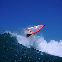 WINDSURF  HAWAI  AVRIL 96<br />