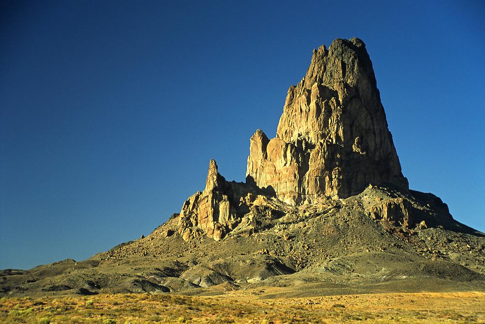 "Agathla Peak, a.k.a. ""El Capitan"""
