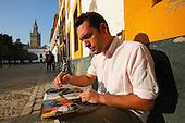 Spain: Seville Travel & Stock