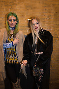 CHLOE NORGAARD; JESSICA HORWELL, Serpentine Gallery and Harrods host the Future Contempories Party 2016. Serpentine Sackler Gallery. London. 20 February 2016