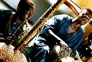 Kouding Cissoko Kora Musician