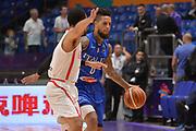Daniel Hackett<br /> Nazionale Italiana Maschile Senior<br /> Eurobasket 2017 - Group Phase<br /> Georgia - Italia<br /> FIP 2017<br /> Tel Aviv, 02/09/2017<br /> Foto Ciamillo - Castoria/ M.Longo