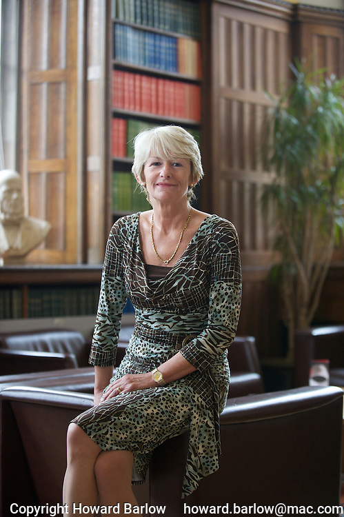 Dame Nancy Rothwell<br />