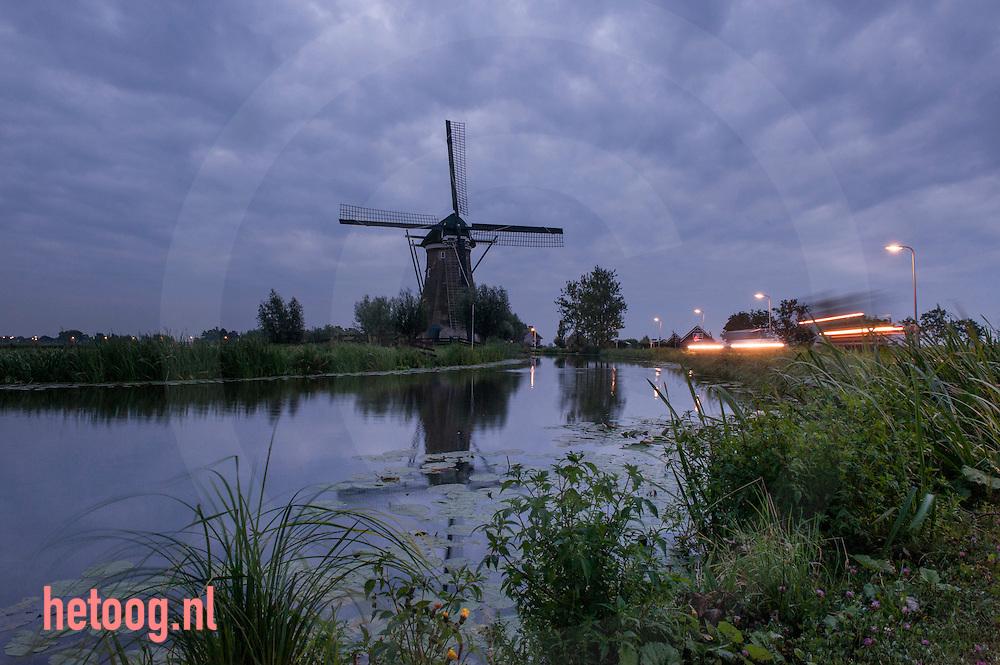 The Netherlands, Nederland 19aug2015 Krimpenerwaard