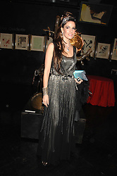 CHRISTINA ESTRADA JUFFALI at Andy & Patti Wong's Chinese new Year party held at County Hall and Dali Universe, London on 26th January 2008.<br /> <br /> NON EXCLUSIVE - WORLD RIGHTS (EMBARGOED FOR PUBLICATION IN UK MAGAZINES UNTIL 1 MONTH AFTER CREATE DATE AND TIME) www.donfeatures.com  +44 (0) 7092 235465