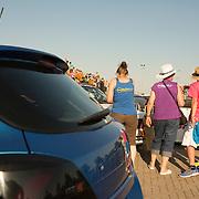 05.06.2015, Opel-Treffen Oschersleben, Sachsen-Anhalt.<br />Manche Opel kann man gar nicht mehr als solche erkennen, deren Fans allerdings schon.<br /><br />&copy;Harald Krieg/Agentur Focus