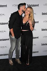 Maksim Chmerkovskiy and Peta Murgatroyd bei der 2016 Entertainment Weekly Pre Emmy Party in Los Angeles / 160916<br /> <br /> ***2016 Entertainment Weekly Pre-Emmy Party in Los Angeles, California on September 16, 2016***