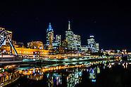 MELBOURNE -LANDSCAPES