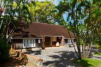 France, Martinique, Le Francois, Domaine de l'Acajou, Habitation Clément