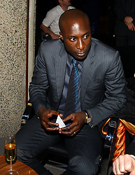 Designer OZWALD BOATENG at the launch party for 'The London Look - Fashion From Street to Catwalk' held at the Museum of London, London Wall, Londom EC2 on 28th October 2004<br />