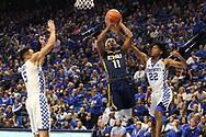 November 17, 2017 - Lexington, Kentucky - Rupp Arena: ETSU guard Devontavius Payne (11)<br /> <br /> Image Credit: Dakota Hamilton/ETSU